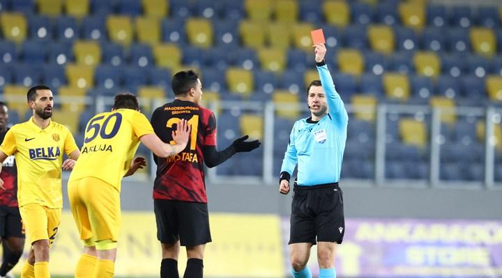 PFDK, Mostafa Mohamed'e 1 maç men cezası verdi: Galatasaray'ın talebi reddedildi