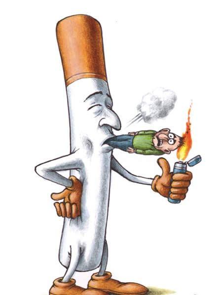 Sigaranın diğer zararlı etkileri